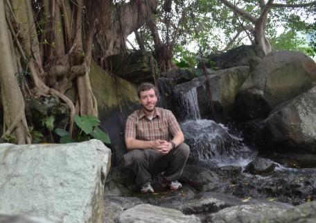 Ben Brodhead, L.Ac in Taiwan 2014